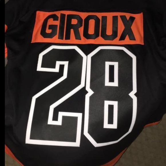 best website 2b620 68ec9 Flyers Claude Giroux stadium series jersey